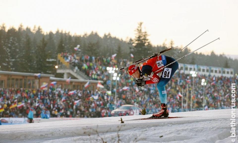 Елисеев выиграл спринт в Бейтостолене, Малышко — второй
