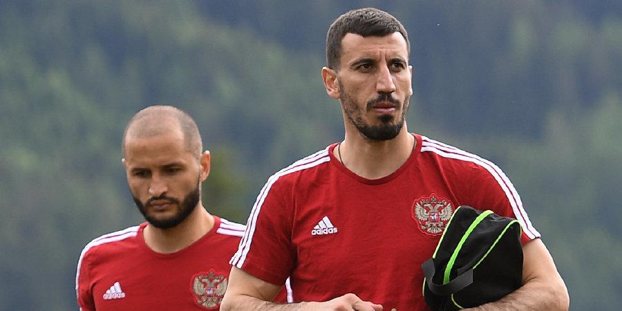 Сослан Джанаев: «Наверняка Черчесов не враг себе, чтобы вызывать игроков по принципу «я осетин — вызову осетина»