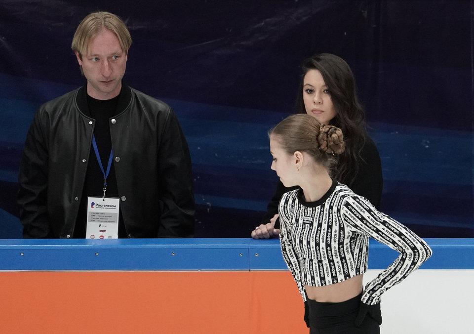 Евгений Плющенко: «Нас ждет очень интересный и захватывающий сезон»