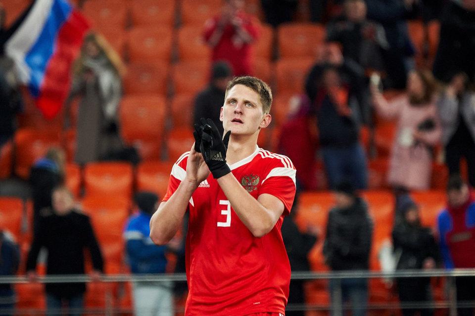 Дивеев вошел в историю сборной России