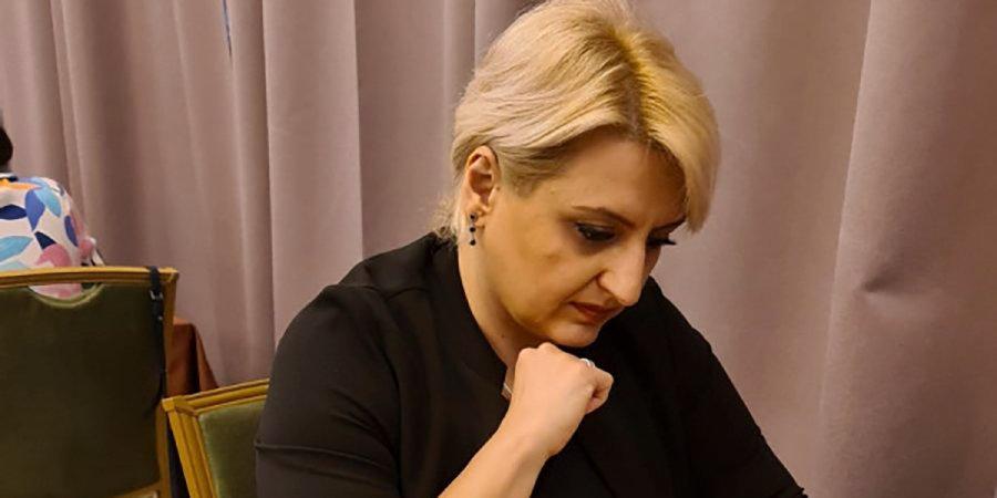 Армянская шахматистка Даниелян стала чемпионкой Европы