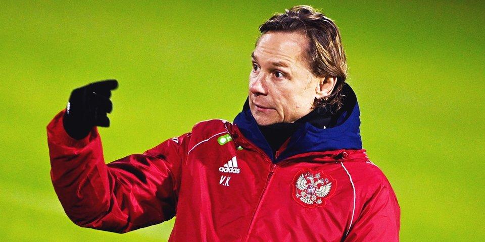 Карпин назвал сильные стороны сборной Словакии