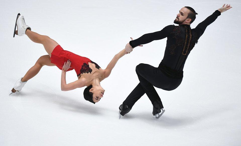 Фигуристы Столбова и Букин остались без Олимпиады