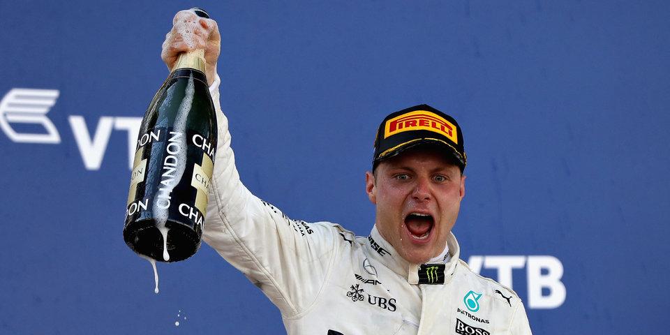Боттас — чемпион! Что вы знаете о победителе Гран-при Австралии?