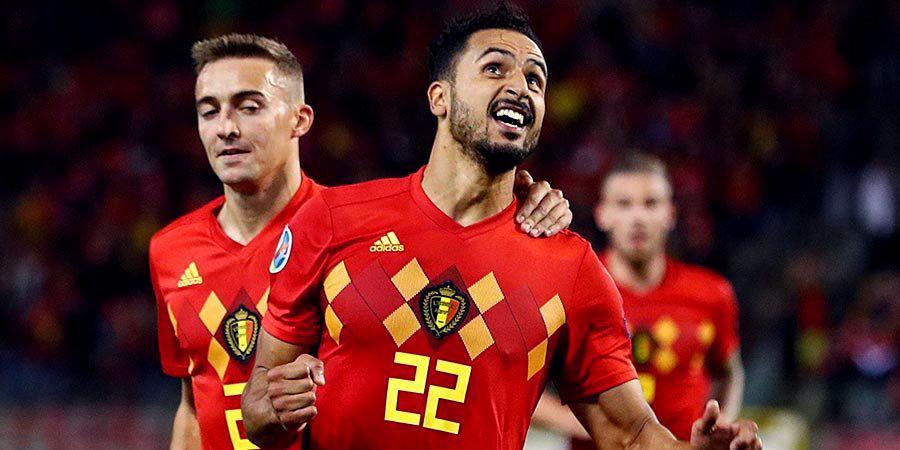Звездные бельгийцы забили Сан-Марино 9 мячей и первыми вышли на Евро. Здесь все голы