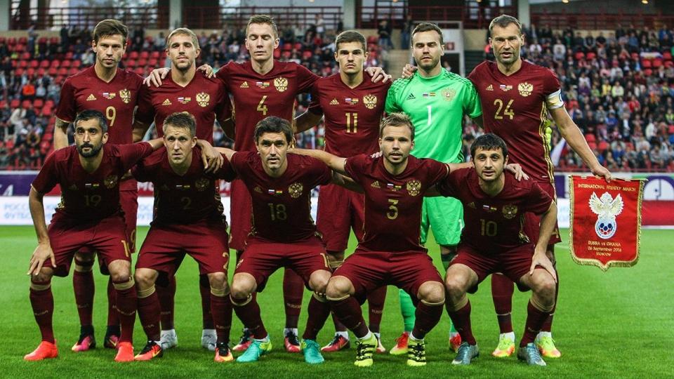 Сборная России проведет товарищеские матчи 5 и 9 июня