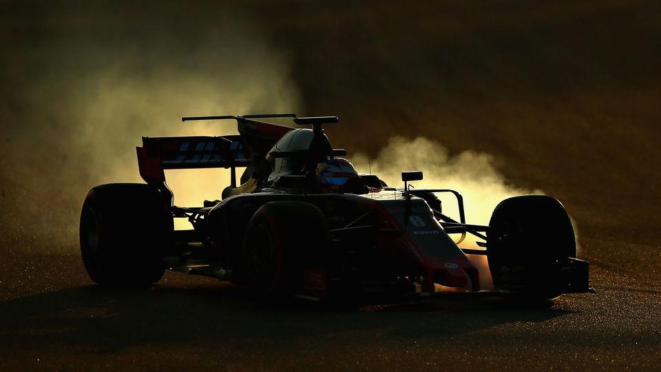 Вышел официальный трейлер игры F1 2017