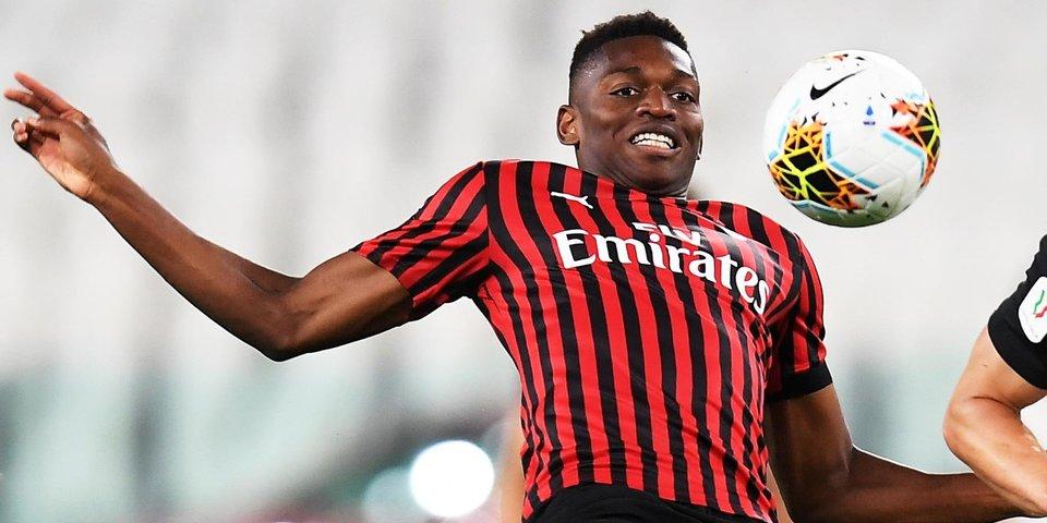 «Милан» лишился форварда на две недели
