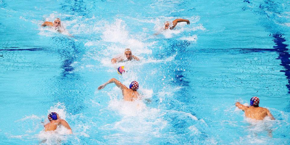 Греческие ватерполисты обыграли Венгрию и вышли в финал Игр