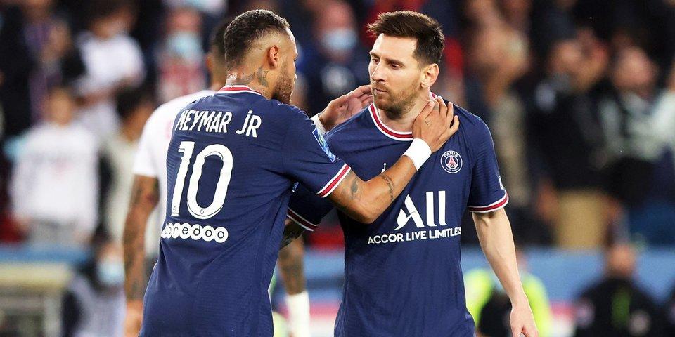 WhoScored признал Месси лучшим игроком «ПСЖ» в матче против «Ренна»