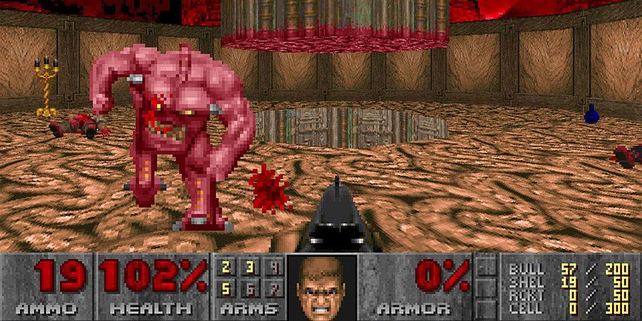Doom почти 30 лет. Вспоминаем, как она создавалась и что привнесла в индустрию видеоигр