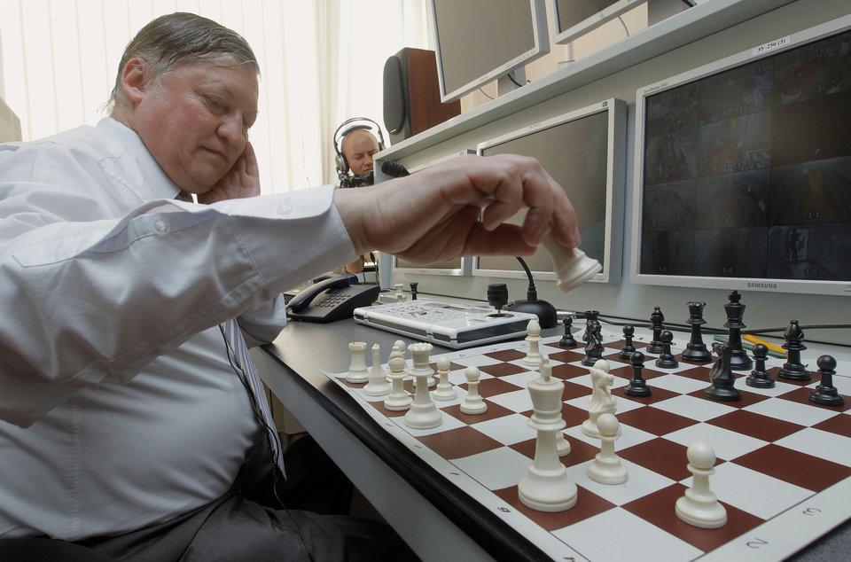 Карпов прокомментировал поражение Лагно в финале ЧМ