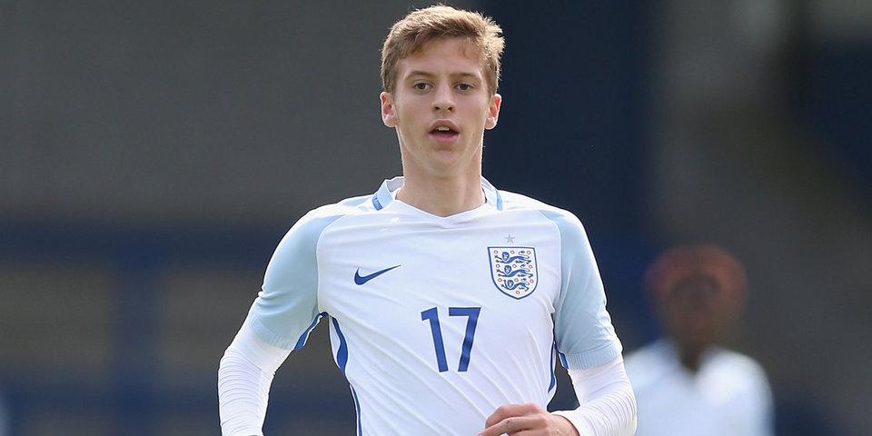 Англия сыграет с Португалией в финале молодежного чемпионата Европы