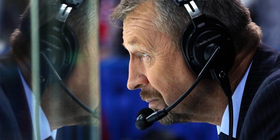 «Гимаев – это и был сам хоккей». Давайте вспомним о золотом голосе любимой игры