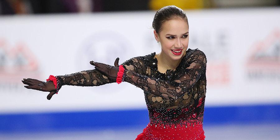Загитова планирует поехать в Токио, чтобы поболеть за российских гимнастов на ОИ-2020