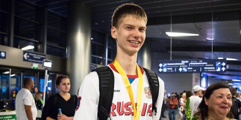 Российский баскетболист снялся с драфта НБА