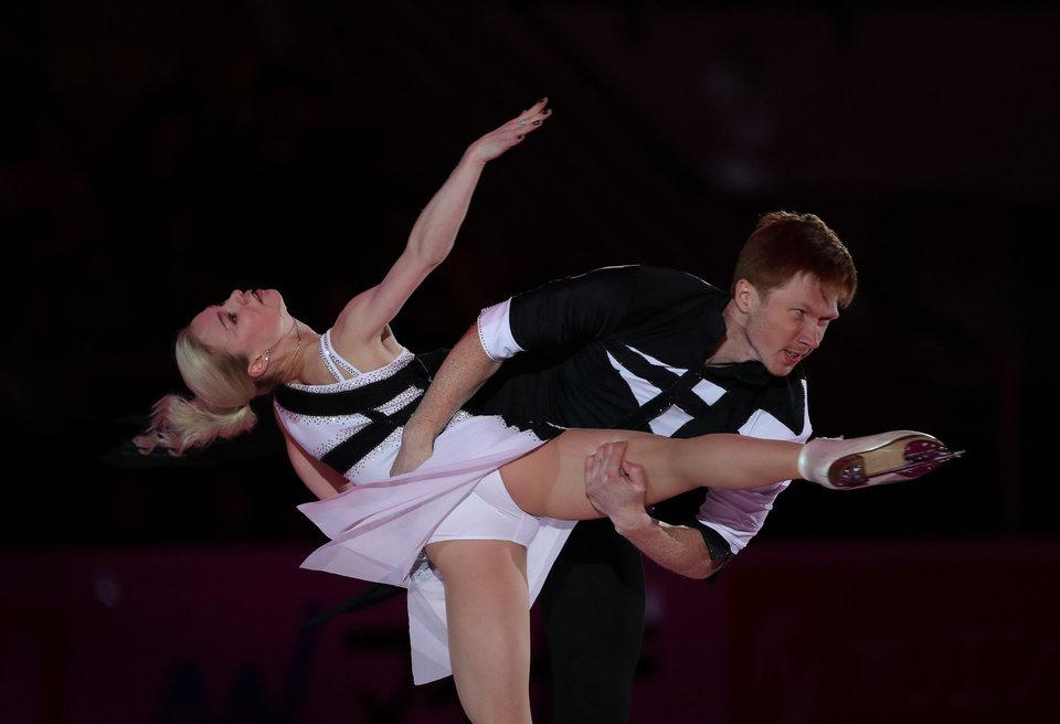 Тарасова и Морозов будут готовиться к финалу Гран-при в США