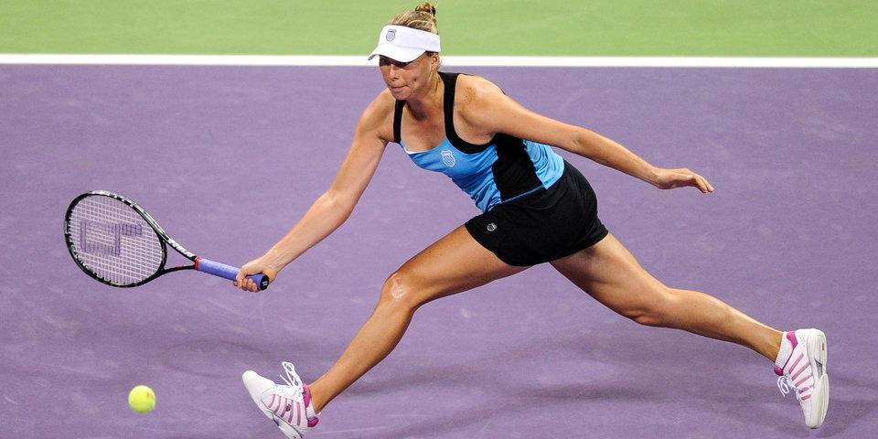 Звонарева обыграла Родионову в первом круге турнира в Санкт-Петербурге