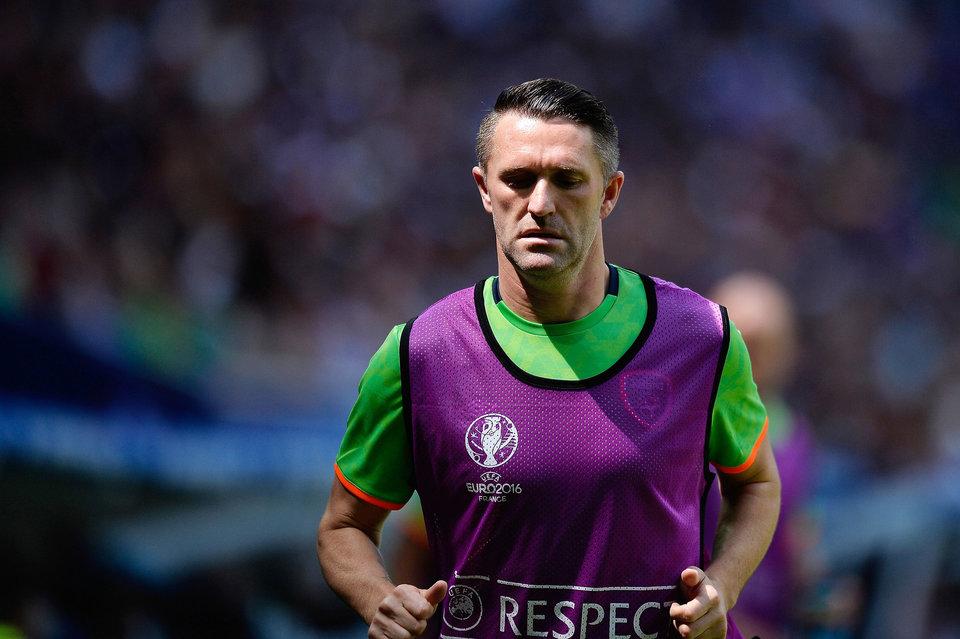 Кин завершил игровую карьеру и станет помощником тренера сборной Ирландии