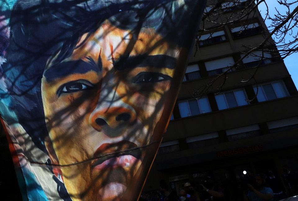 Прокуратура предъявила обвинение психиатру Марадоны и провела обыски в ее офисе