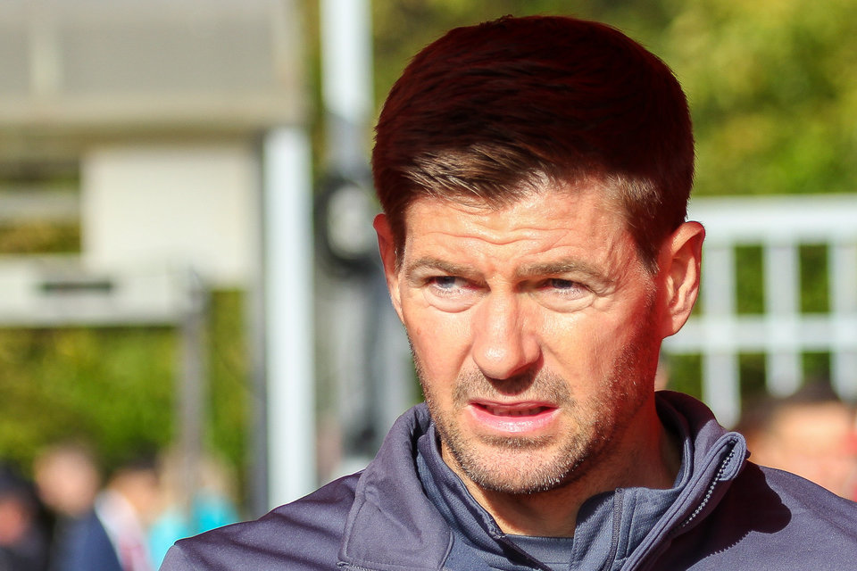 Джеррард победно стартовал в Лиге Европы с «Рейнджерс»