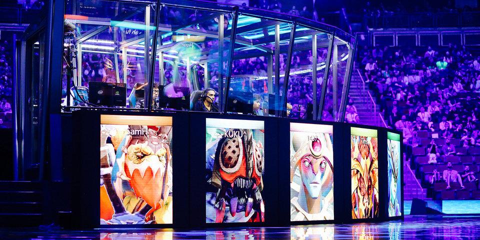 Mineski, Vici Gaming и Newbee выступят на The International 2018
