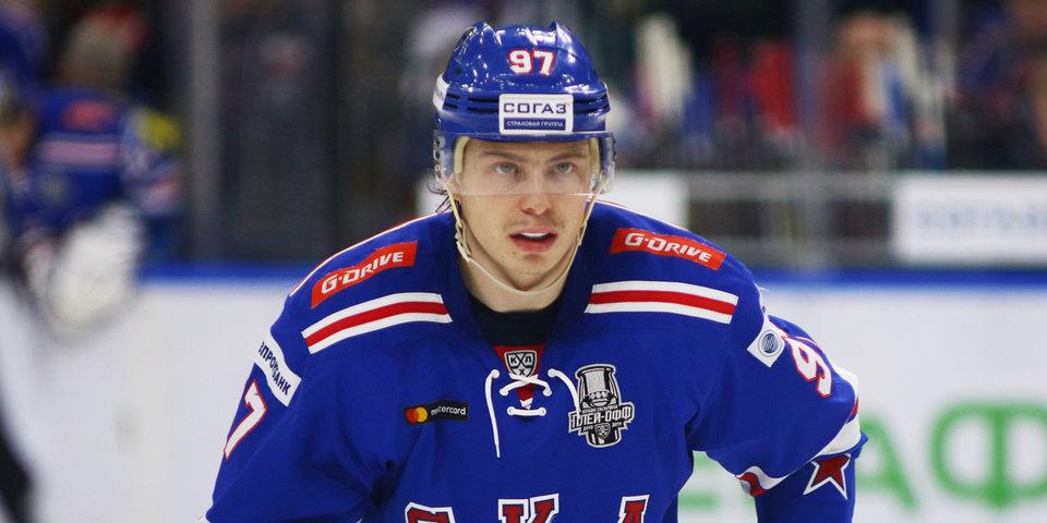 Гусев и Гавриков покинули СКА. Хоккеисты продолжат карьеру в клубах НХЛ