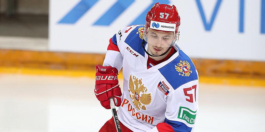 Артем Швец-Роговой: «Матч с Белоруссией очень понравился, потому что мы выиграли»