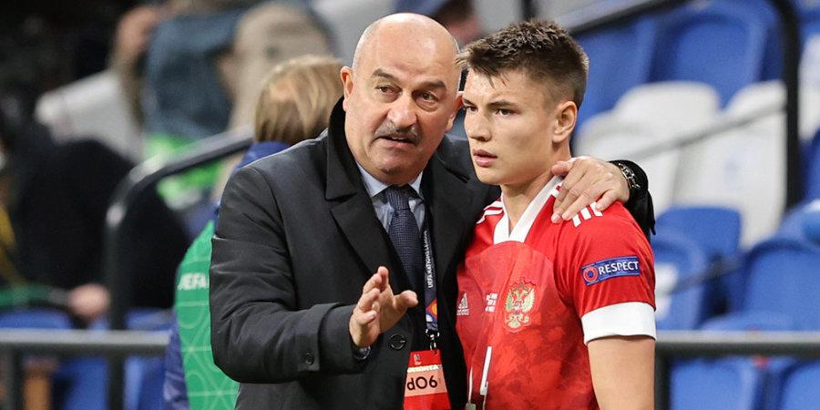 Сергей Кирьяков: «Черчесов выжимает максимум из команды»