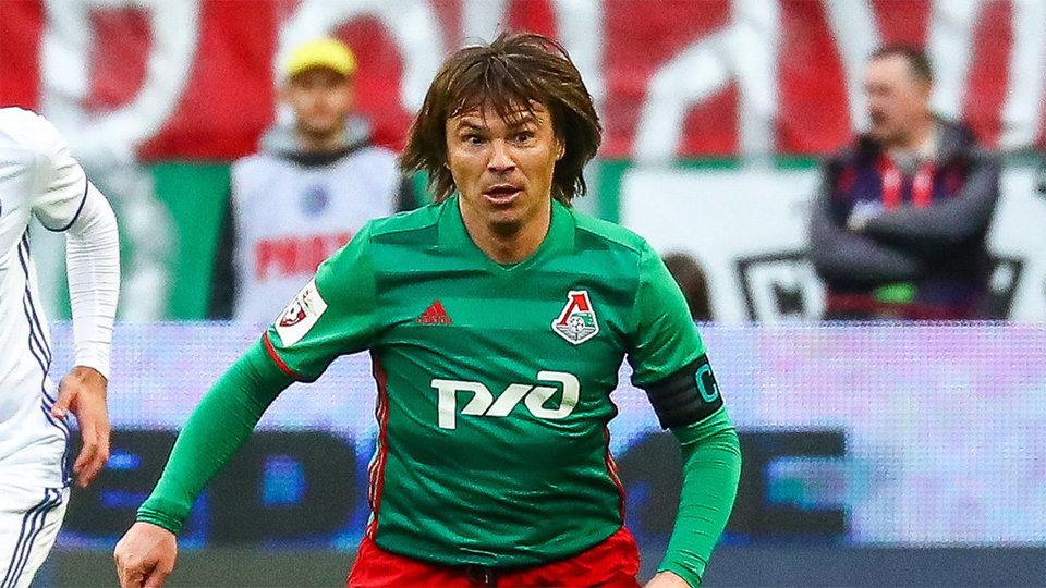 «Локомотив» обратился в КДК с просьбой отменить удаление Лоськова