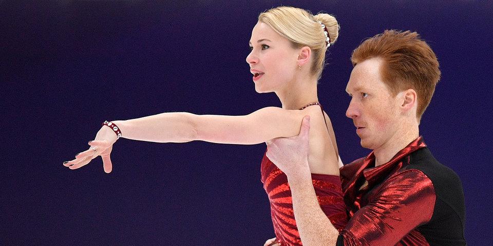 Тарасова и Морозов подтвердили статус первого номера сборной. Насладись прокатами лучших пар страны