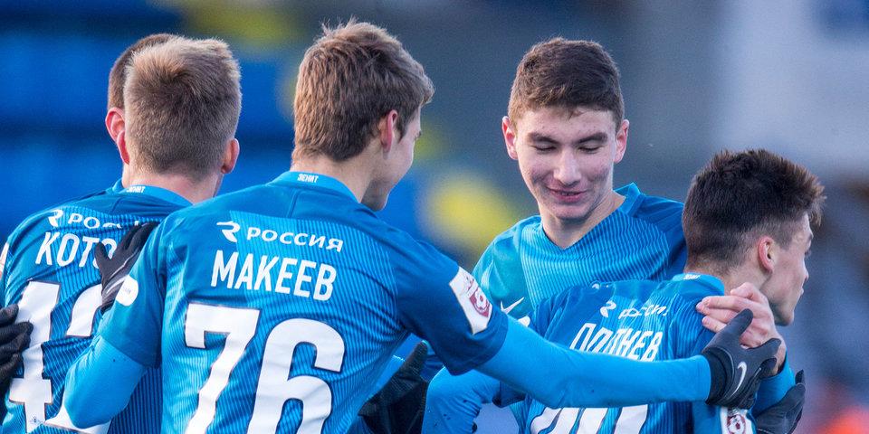 «Зенит-2» победил «Шинник», прервав серию из пяти поражений