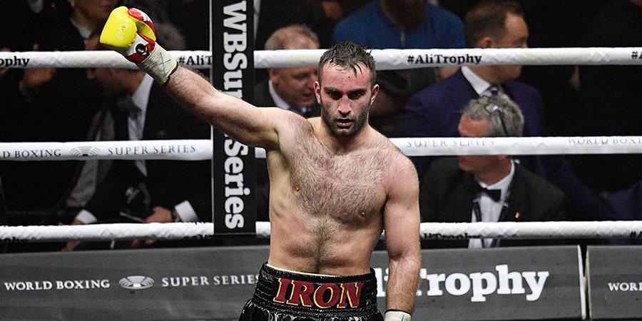 Стал известен соперник Гассиева по дебюту в супертяжелом весе