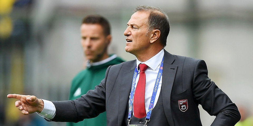Экс-тренер сборной Албании возглавил «Алавес»