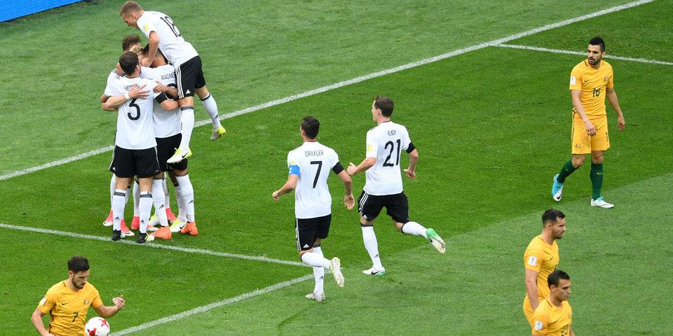 Вторая сборная Германии не слабее первой. Но это не точно