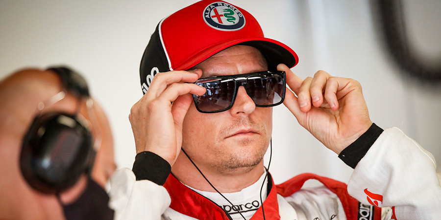 40-летний Райкконен установил рекорд «Формулы-1»