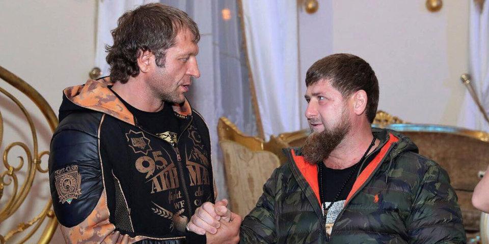 «Рамзан Ахматович, вы чемпион, больше вашего мне не поднять». Итоги соревнования Емельяненко с Кадыровым