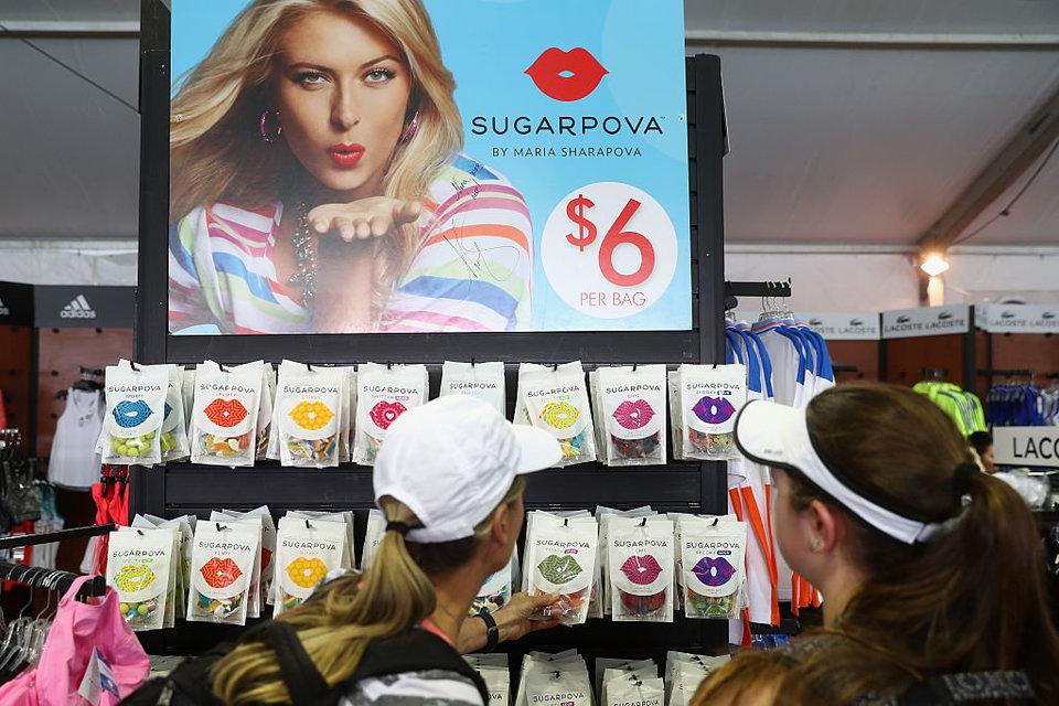 Шарапова направит в фонд помощи Пуэрто-Рико деньги, вырученные с продажи своих конфет