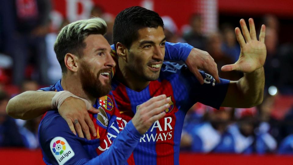 «Барселона» одержала волевую победу в Севилье