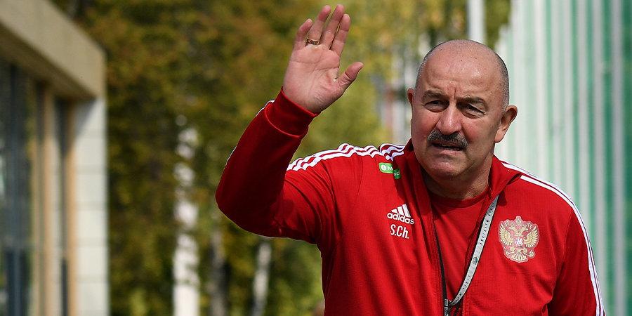 Черчесов высказался о ситуации в «Динамо» и «Спартаке»