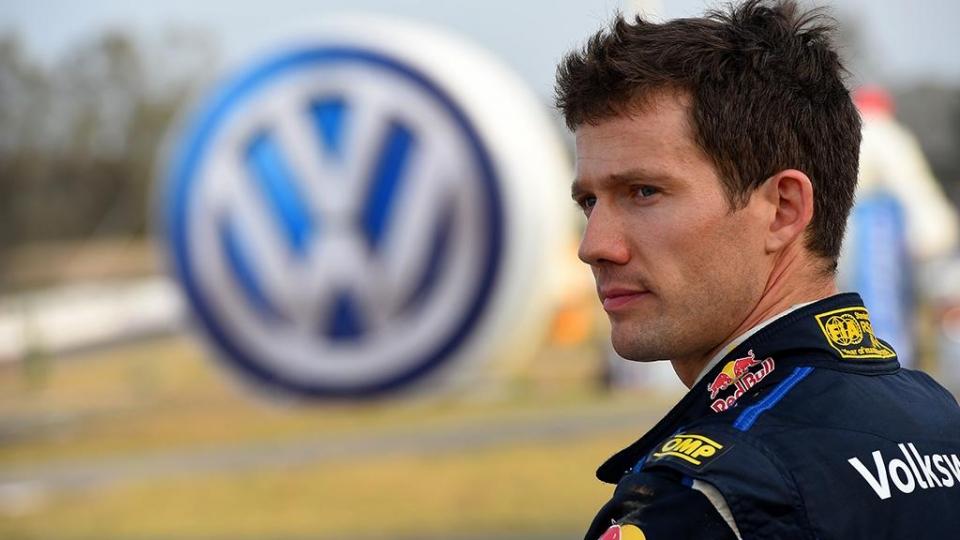 Ожье победил на этапе чемпионата WRC в Мексике