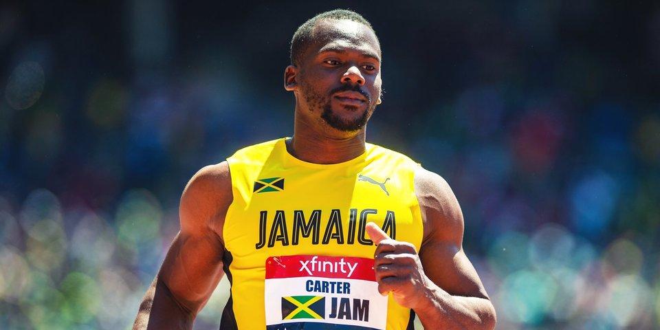 Легкоатлет, по вине которого Болт лишился золота Олимпиады, снова сдал положительную допинг-пробу