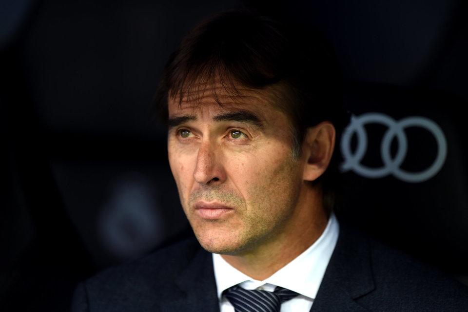 СМИ: Лопетеги будет уволен из «Реала» после матча с «Викторией» в ЛЧ
