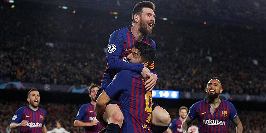 Месси забил 600-й гол за «Барселону». На это у нападающего ушло ровно 14 лет