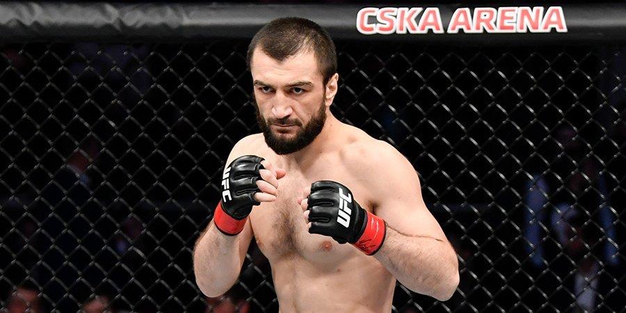 Брат Хабиба завершил подготовку к бою на турнире UFC 260