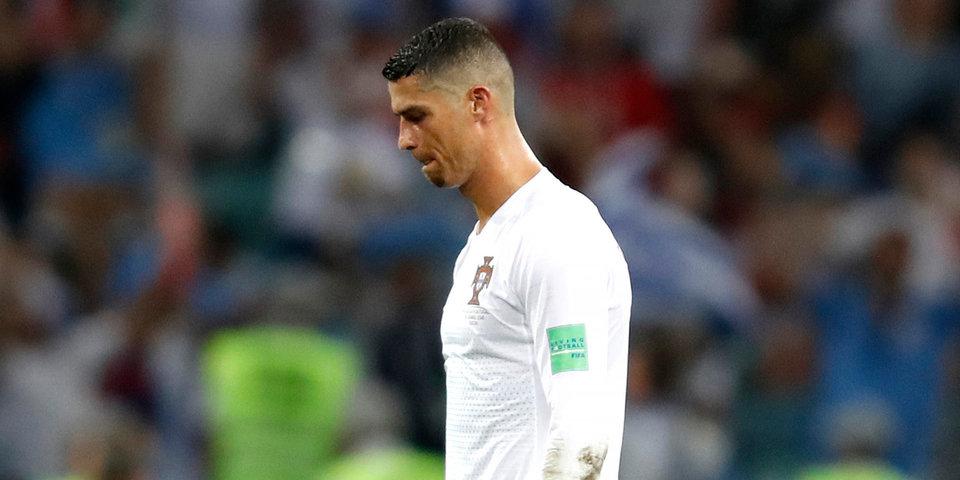 Роналду может стать игроком «Ювентуса»