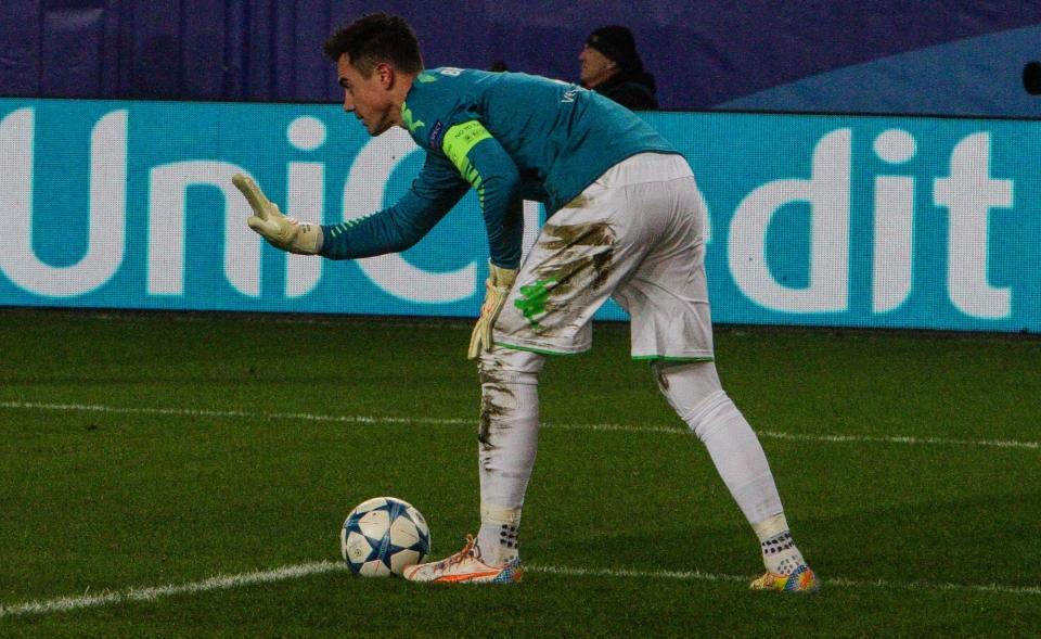 «Монако» предлагает двухлетний контракт Бенальо