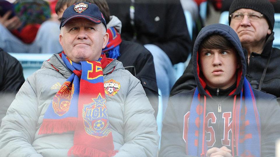 На матче за Суперкубок России ожидается 10 тысяч болельщиков «Локомотива» и ЦСКА