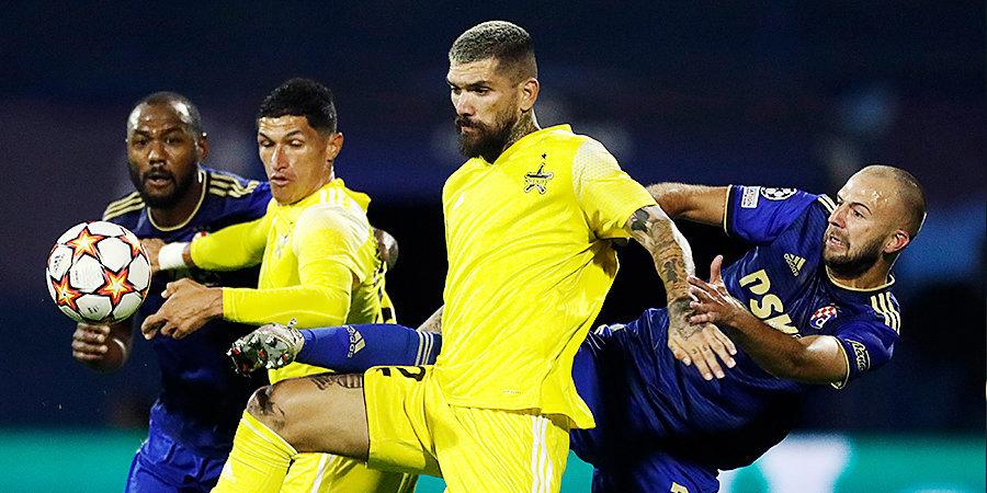 «Шериф» стал первым клубом из Молдавии, который сыграет в группе Лиги чемпионов