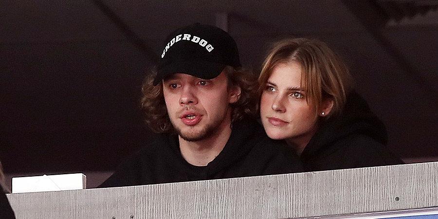 «Бобровский нас поженил». Панарин рассказал, почему пока не сыграл свадьбу с Алисой Знарок